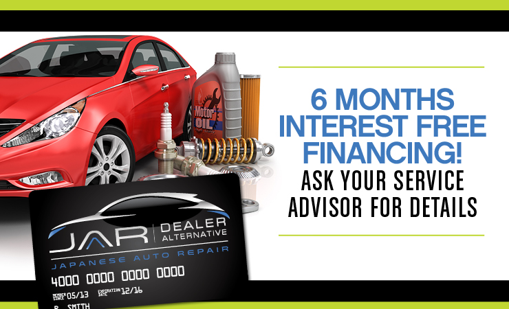 Interest Fee Financing