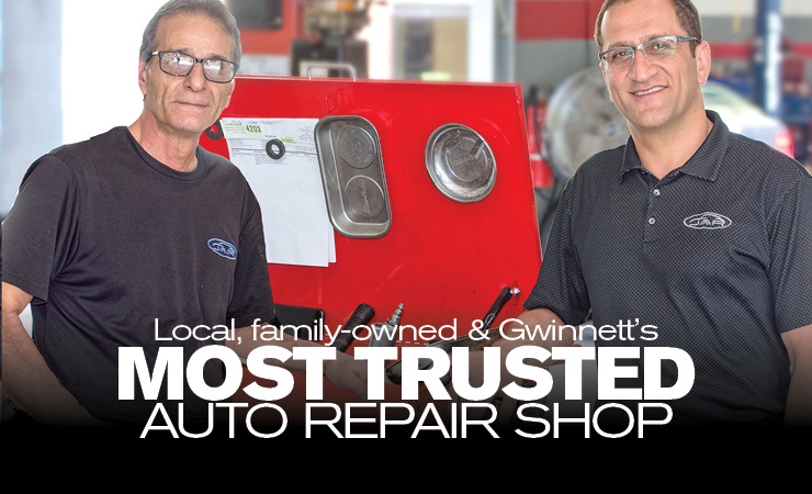 Trusted Repair Shop For Cars