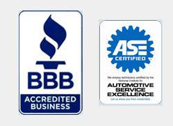 BBB ASE Logos