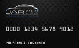Auto Repair Card
