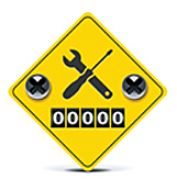 Scheduled Maintenance Icon