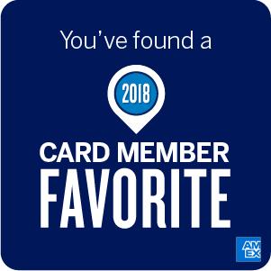 American Express Card Favorite