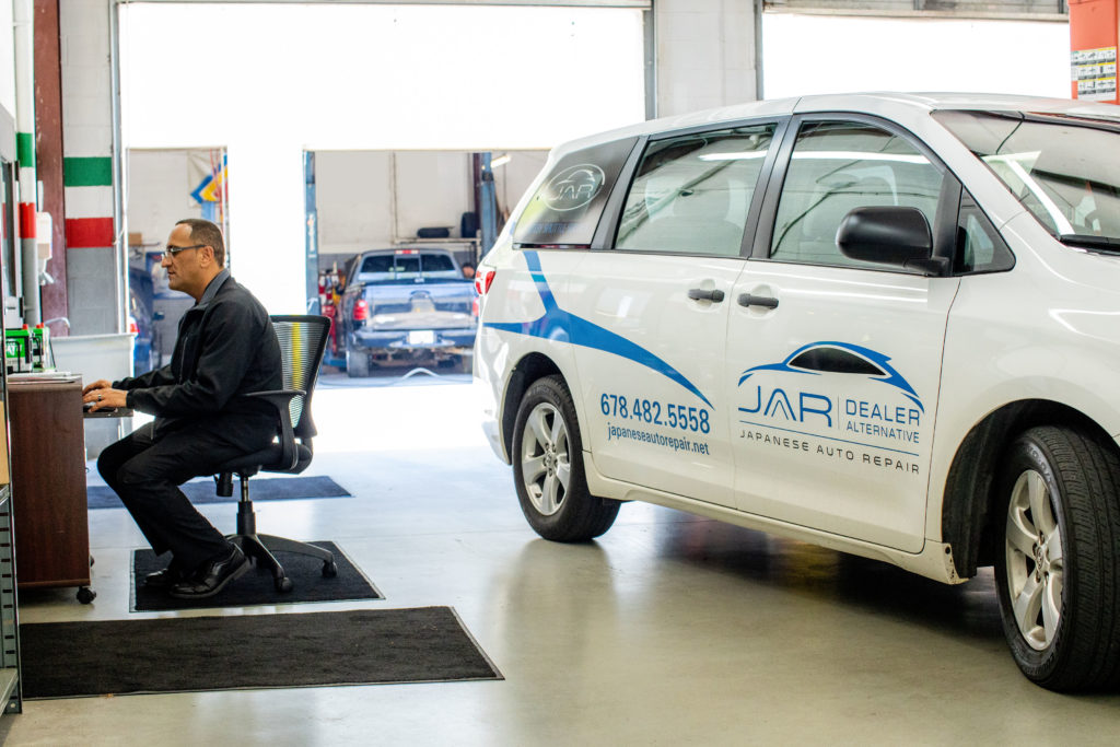 Customer Service Vehicles